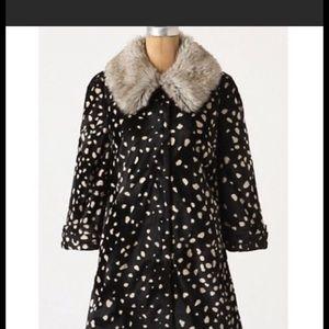 Anthropologie Elevenses Draconid  coat 4